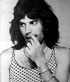 One of the greatest voices in rock! Freddie Mercury