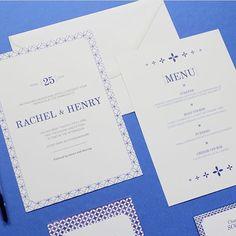 wedding stationery by @emilyrollings_  #bridebook #weddingstationery #savethedate by bridebookstationery