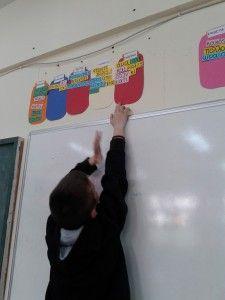 Τα βαζάκια της γραμματικής! Με όλα τα μέρη του λόγου ανά βαζάκι! School, Greek, Blog, Blogging