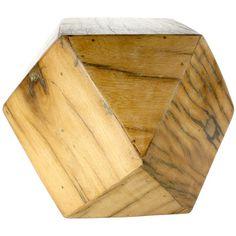 Icosahedron Cube Décor