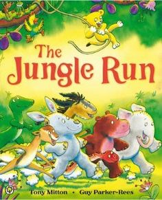 Falling Flannelboards: Jungle Animals Story Time