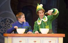 Mom Among Chaos: Elf at the Fox Theatre Giveaway