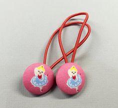 7/8 Size 36 Blue/Red/Pink Ballerina Princess Design 3 by RatDogInk