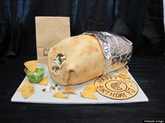 burrito cake - need this!