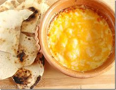 Oven-Baked Feta Cheese Dip   diethood.com