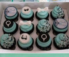 For someday -Wedding stuff :) / Breakfast at Tiffany's Themed Bridal Shower...cute!