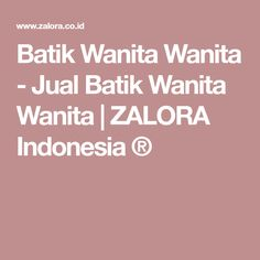 Batik Wanita Wanita - Jual Batik Wanita Wanita | ZALORA Indonesia ® Women's Fashion, Fashion Women, Womens Fashion, Women's Clothes, Woman Fashion, Female Fashion, Moda Femenina, Feminine Fashion
