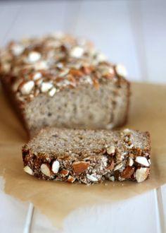 Paleo Almond Banana Bread Recipe