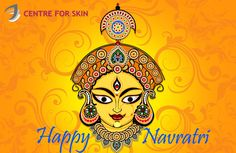 An auspicious day to start with any good work...It was today that good won victory over bad.May this day clear all hurdles of your lifeAnd start a new era of well-being.Happy Navratri from Centre For Skin. ‪#‎centreforskin‬ ‪#‎drgauravnakra‬ ‪#‎celebration‬ ‪#‎navratri‬