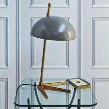 Platypus Brass Lamp