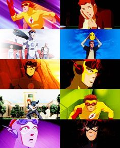 Young Justice One Shots - Kid Flash x Reader Young Justice League, Justice League Unlimited, Hero Time, Wally West, Kid Flash, Dc Legends Of Tomorrow, Batman Robin, Marvel Characters, Teen Titans