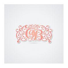 Свадебные монограммы, wedding #monogram logo