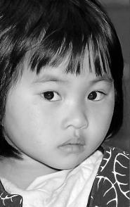 adoptar a una niña china