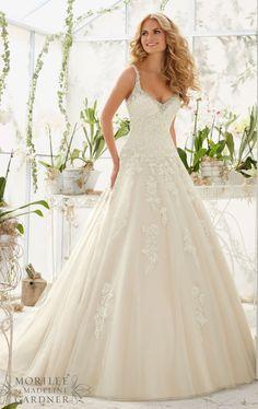 Mori Lee 2811 Dress - MissesDressy.com