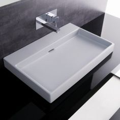 Elegant Love The Look Of These New Low Profile Sinks. Bathroom ...