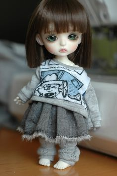 Rainy Afternoon Set for Lati by SMPdoll on Etsy