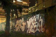 graffiti wall Pacos graffiti