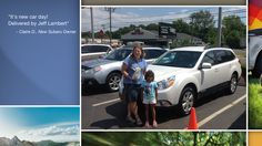 Congratulations Claire Dickerson!  A heartfelt thank you for the purchase of your new Subaru from all of us at Premier Subaru.   We're proud to have you as part of the Subaru Family.