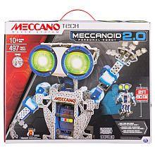 Meccano Robot Buildi