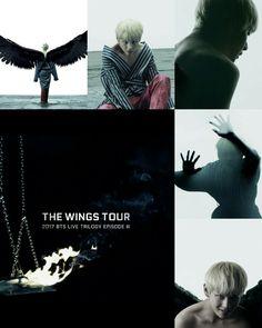 V ❤ BTS 2017 LIVE TRILOGY EPISODE III THE WINGS TOUR Trailer #BTS #방탄소년단