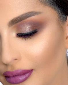 Makeup Art, Beauty Makeup, Eye Makeup, Beautiful Women Videos, Girl Photography Poses, Contouring, Eyeshadows, Bb, Make Up