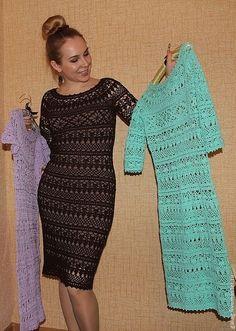 Купить или заказать Платье 'Дольче' мятное в интернет-магазине на Ярмарке Мастеров. Мне всегда были интересны наряды, которые можно было носить и в торжественной обстановке, и в повседневной жизни ;))) Так сказать, и в пир, и в мир! Платье из 100% хлопка. Возможно, изменение цвета, размера, длинны рукавов по Вашему желанию. К примеру, этот же вариант платья Шоколад, выполнен из вискозы. Обратите внимание! Цена указана за пряжу и работу.