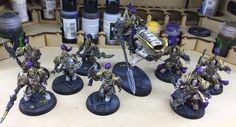Solar Watch, Space Marine, Warhammer 40k, Emperor, Marines, Stationary, Army, Miniatures, Bike