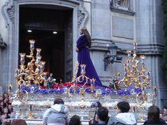Procesión de Semana Santa de Jesús el Pobre, Madrid, Spain