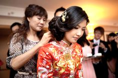 Chinese Wedding Photography and Chinese Wedding Video |