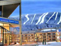 Chateau Mont Sainte-Anne at Mont Sainte-Anne Ski Resort