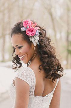 gorgeous wedding hair hair accessories, bride hairstyles, wedding bride