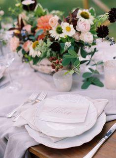 Photography: Elisa Bricker - elisabricker.com/  Read More: http://www.stylemepretty.com/2014/12/19/virginia-countryside-wedding-inspiration/