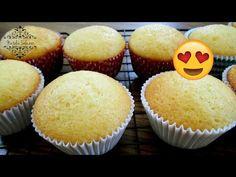 Prueba esta receta de CUPCAKES DE NARANJA estos ponquesitos son los más deliciosos del mundo ¡Todos los tips para los más esponjosos cupcakes de naranja! Artisan Bread, Brownies, Muffins, Restaurant, Cooking, Breakfast, Cake Pops, Food, Youtube