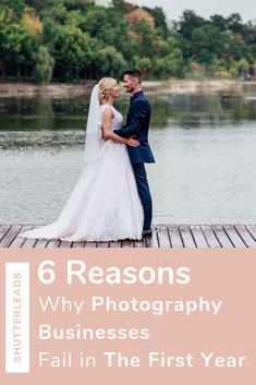6 Reasons Why Photography Businesses Fail in The First Year I made a list of 6 overall encompassing reasons why most photographers fail. Wedding Photography Marketing, Photography Business, Photography Lessons, First Year, The One, Fails, Wedding Planner, Photographers, Photoshop