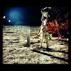 If Neil Armstrong Had Instagram [PICS]