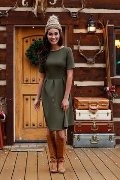 Holly Dress by Shabby Apple