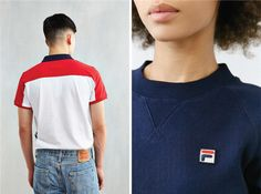 Urban Outfitters - Blog - Featured Brands: FILA + UO