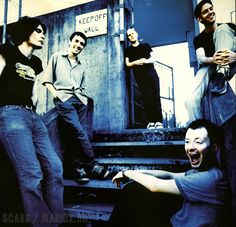 #Radiohead - US tour, august 1997- By Danny Clinch