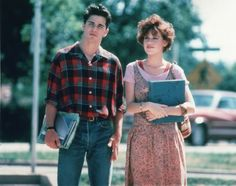 """""""I can't believe I gave my panties to a geek.""""- Samantha (Molly Ringwald) - Sixteen Candles"""