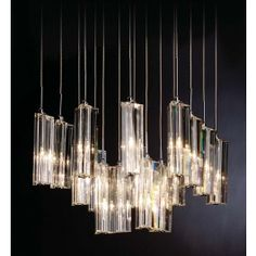 Trend Lighting - Diamante 16 Light $2,190.00 Lamps.com  #Inhabitatlamps
