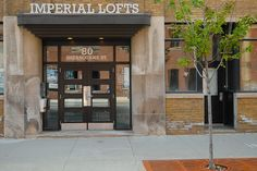 New Listing at Imperial Lofts near St Lawrence Market. 3 Bedrooms/ 2 Bathrooms/ Parking/ 10.5' ceilings. Offered at $529,000