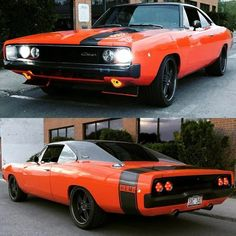 dodge charger classic cars by renucci Muscle Cars Vintage, Custom Muscle Cars, 1968 Dodge Charger, Dodge Vehicles, Mustang Cars, Us Cars, American Muscle Cars, Chevrolet Camaro, Amazing Cars