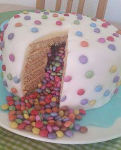 Die 17 Besten Bilder Von Smarties Kuchen In 2019 Sweet Recipes