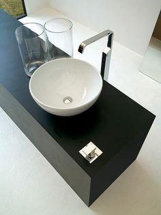 Sink, Bathroom, Home Decor, Design, House, Powder Room, Sink Tops, Washroom, Home