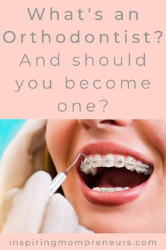 What's an Orthodontist? When should you visit one? What's the Difference Between a Dentist and an Orthodontist? Find out in this post. Lingual Braces, Misaligned Teeth, Headache Causes, Sleep Apnoea, Building Self Confidence, Gap Teeth, Crooked Teeth, Teeth Straightening