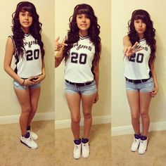 Pretty Tumblr Girl Outfits