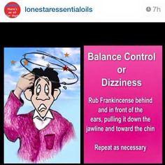 Do you have Balance or Dizziness issues.  Try this!