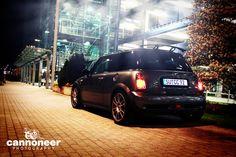 MINI Cooper S, Car Park, Airport CGN