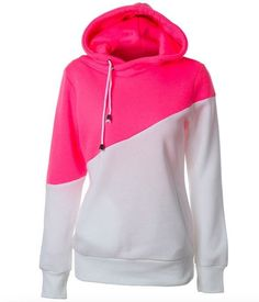 2016 Winter Unisex Lapel Pullover Hoodie Women's Casual Sweatshirts