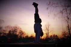Handstand lernen und verstehen, das Tutorial. Via Street Workout NRW.